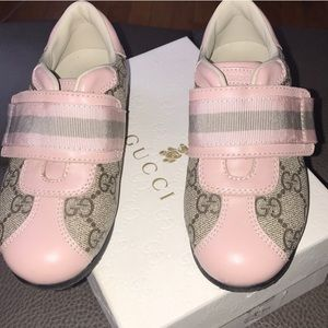 Authentic Gucci trainers